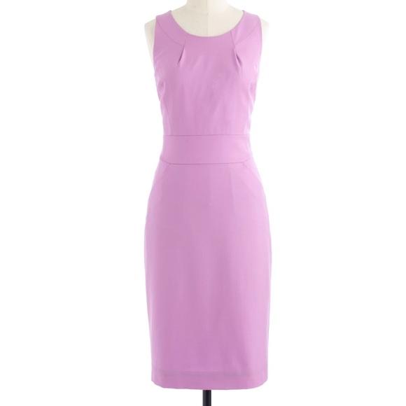 J. Crew Dresses & Skirts - J. Crew  Emmaleigh Dress in Super 120s